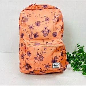 Hershel Supply Settlement Ruby Coral 17L Backpack